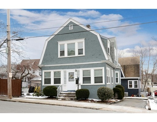 Single Family Home for Sale at 55 Highland Avenue 55 Highland Avenue Winthrop, Massachusetts 02152 United States