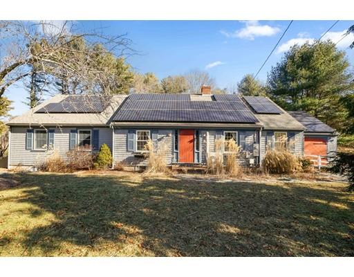 独户住宅 为 出租 在 61 Summer Street 61 Summer Street 达克斯伯里, 马萨诸塞州 02332 美国