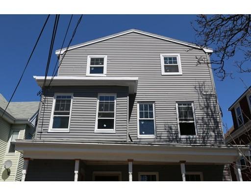 Casa Unifamiliar por un Alquiler en 45 Derby Street 45 Derby Street Somerville, Massachusetts 02145 Estados Unidos