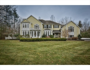 38 Winding Oaks Way  is a similar property to 54 Deer Run  Rd  Boxford Ma