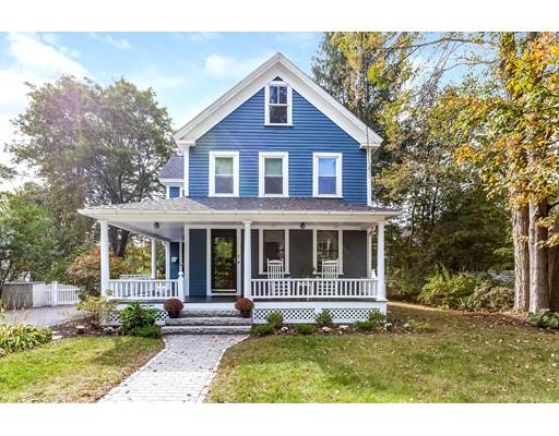 Single Family Home for Sale at 8 Elm Court 8 Elm Court Maynard, Massachusetts 01754 United States