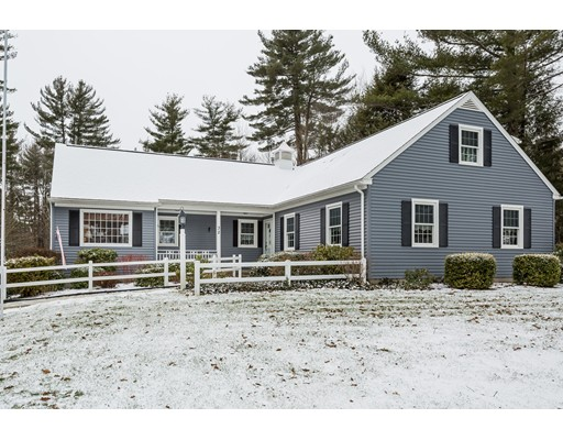 Single Family Home for Sale at 32 Country Club Drive 32 Country Club Drive Monson, Massachusetts 01057 United States