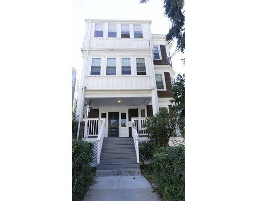 Single Family Home for Rent at 71 Walnut Park Boston, Massachusetts 02119 United States