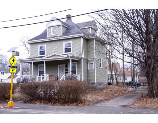 Многосемейный дом для того Продажа на 153 Warren Street 153 Warren Street Randolph, Массачусетс 02368 Соединенные Штаты