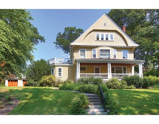 独户住宅 为 销售 在 161 Pine Ridge Road 161 Pine Ridge Road 牛顿, 马萨诸塞州 02468 美国