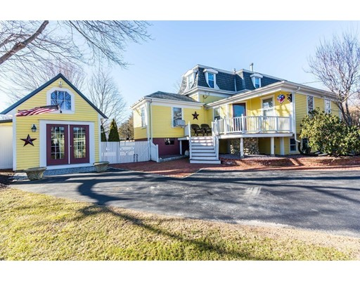 Single Family Home for Sale at 101 Careswell Street 101 Careswell Street Marshfield, Massachusetts 02050 United States