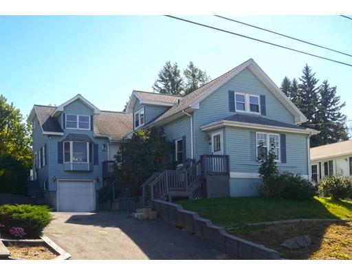 Частный односемейный дом для того Аренда на 90 Christine Street 90 Christine Street Worcester, Массачусетс 01606 Соединенные Штаты