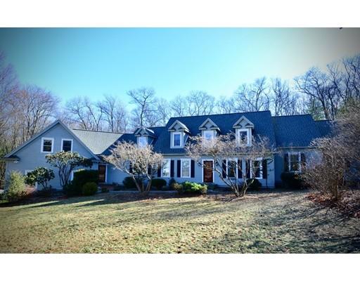 Single Family Home for Sale at 220 Tilting Rock Road 220 Tilting Rock Road Wrentham, Massachusetts 02093 United States