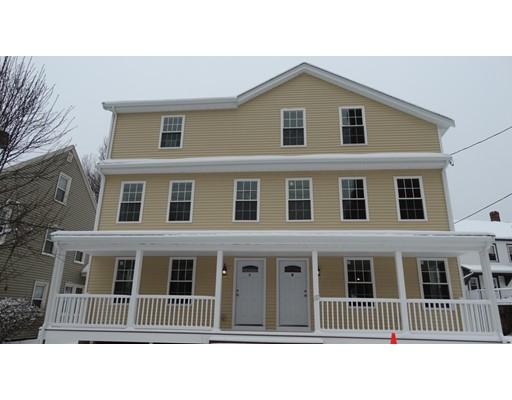 Таунхаус для того Аренда на 13 Church Street #13 13 Church Street #13 Franklin, Массачусетс 02038 Соединенные Штаты