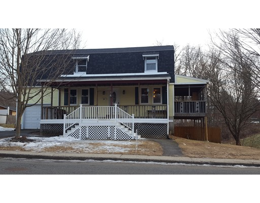 Single Family Home for Sale at 6 Davis Street 6 Davis Street Easthampton, Massachusetts 01027 United States