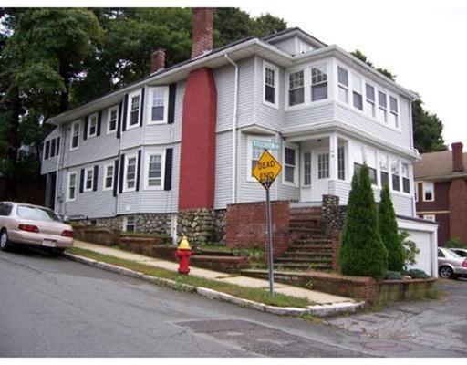Casa unifamiliar adosada (Townhouse) por un Alquiler en 31 Mount Vernon #2 31 Mount Vernon #2 Melrose, Massachusetts 02176 Estados Unidos