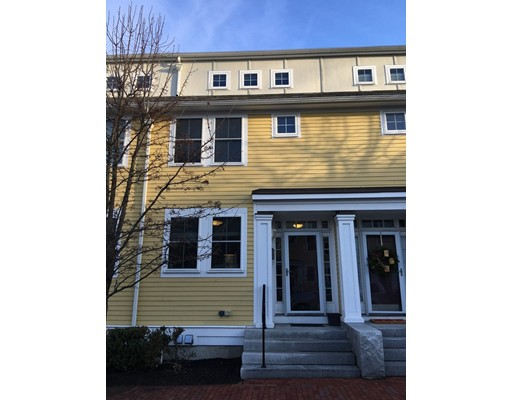 Townhouse for Rent at 129 Merrimac St #19 129 Merrimac St #19 Newburyport, Massachusetts 01950 United States