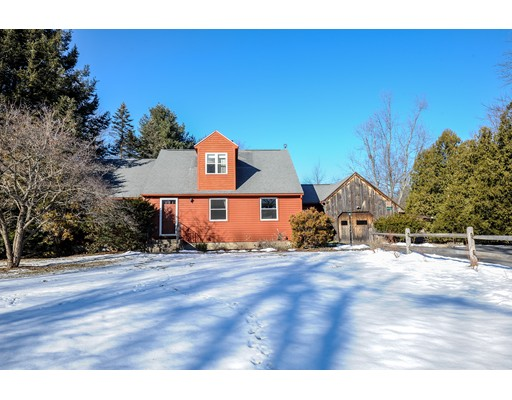 Single Family Home for Sale at 20 Mount Holyoke Drive 20 Mount Holyoke Drive Amherst, Massachusetts 01002 United States