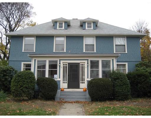 Таунхаус для того Аренда на 12 Clark St #1 12 Clark St #1 Framingham, Массачусетс 01702 Соединенные Штаты