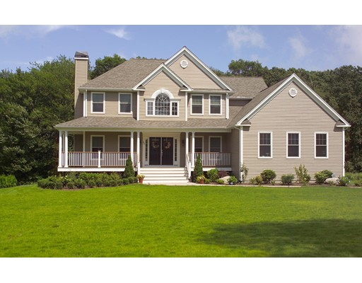 Single Family Home for Sale at 30 Steber Way 30 Steber Way Rehoboth, Massachusetts 02769 United States