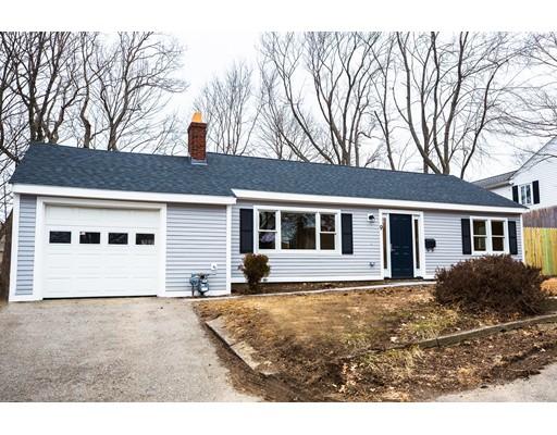 Частный односемейный дом для того Продажа на 9 Pine Crest Road 9 Pine Crest Road Braintree, Массачусетс 02184 Соединенные Штаты