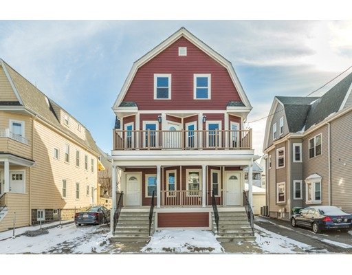 Condominium for Sale at 16 Princeton Street 16 Princeton Street Medford, Massachusetts 02155 United States