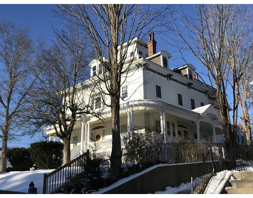 Single Family Home for Rent at 57 Sunnyside Boston, Massachusetts 02136 United States