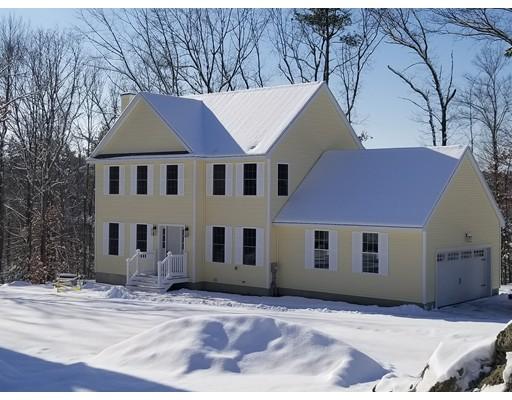 Single Family Home for Sale at 48 Appleblossom Drive 48 Appleblossom Drive Ayer, Massachusetts 01432 United States