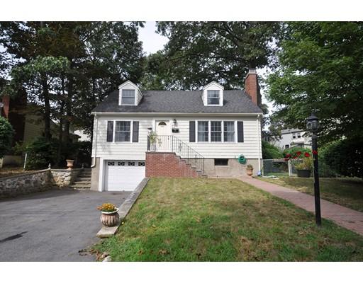 Casa Unifamiliar por un Venta en 7 Greenwood Road 7 Greenwood Road Arlington, Massachusetts 02474 Estados Unidos