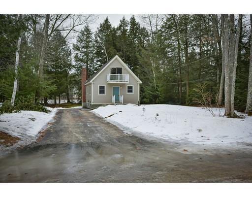 Maison unifamiliale pour l Vente à 116 Island Road 116 Island Road Winchendon, Massachusetts 01475 États-Unis