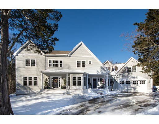 Single Family Home for Sale at 34 Fernway Cohasset, 02025 United States