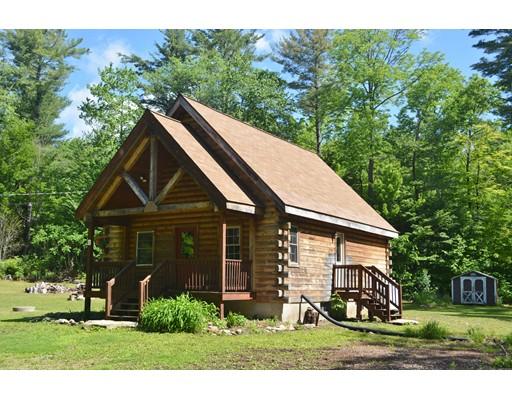 Casa Unifamiliar por un Venta en 80 Lower West Street 80 Lower West Street Sandisfield, Massachusetts 01255 Estados Unidos