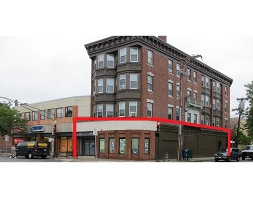 Коммерческий для того Аренда на 1036 Cambridge Street 1036 Cambridge Street Cambridge, Массачусетс 02141 Соединенные Штаты
