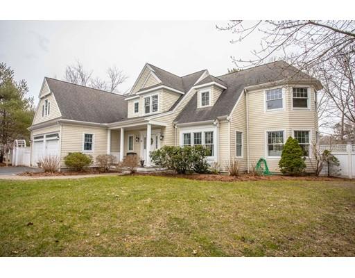 Single Family Home for Sale at 10 Birchwood Lane Sandwich, Massachusetts 02563 United States