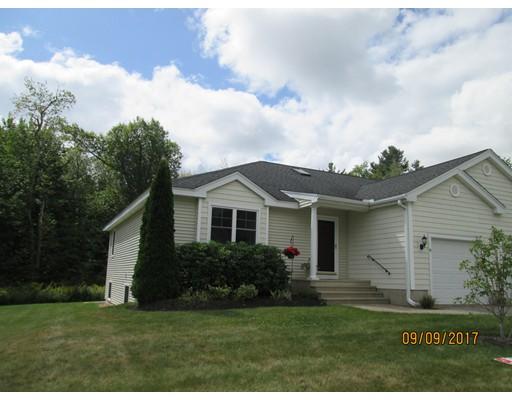 共管式独立产权公寓 为 销售 在 48 Village Road Paxton, 马萨诸塞州 01612 美国