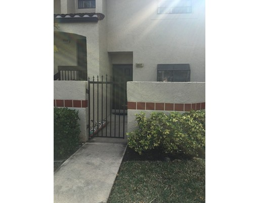 Condominium for Sale at 2607 Congressional 2607 Congressional Deerfield Beach, Florida 33442 United States