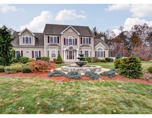 Частный односемейный дом для того Продажа на 20 Gannett Way 20 Gannett Way Hopedale, Массачусетс 01747 Соединенные Штаты