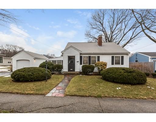 Single Family Home for Sale at 60 Alexander Avenue 60 Alexander Avenue Belmont, Massachusetts 02478 United States