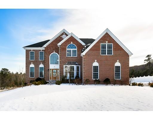 独户住宅 为 销售 在 109 Mohawk Path 109 Mohawk Path 霍里斯顿, 马萨诸塞州 01746 美国