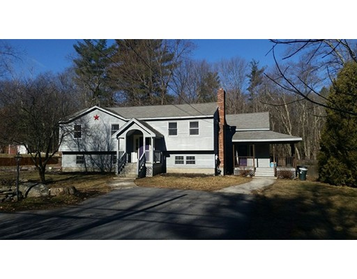 Single Family Home for Sale at 254 Groton Road 254 Groton Road Westford, Massachusetts 01886 United States
