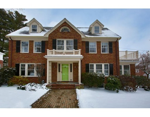 Single Family Home for Sale at 3 Essex Road 3 Essex Road Belmont, Massachusetts 02478 United States