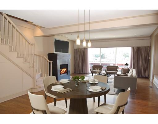 Single Family Home for Rent at 343 Commercial Street Boston, Massachusetts 02109 United States