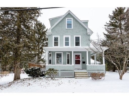 独户住宅 为 销售 在 72 OAK STREET 72 OAK STREET Lexington, 马萨诸塞州 02421 美国