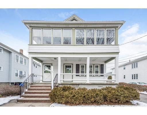 Casa Multifamiliar por un Venta en 84 Beacon Street 84 Beacon Street Arlington, Massachusetts 02474 Estados Unidos
