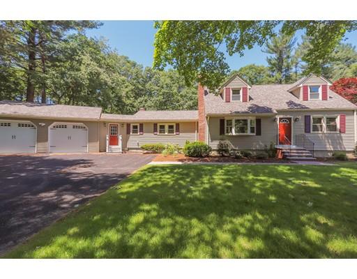 واحد منزل الأسرة للـ Sale في 8 Sheldon Road 8 Sheldon Road Burlington, Massachusetts 01803 United States