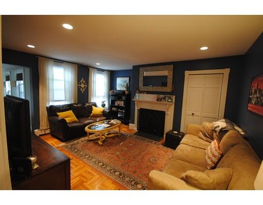 独户住宅 为 出租 在 25 Green Street 波士顿, 马萨诸塞州 02129 美国