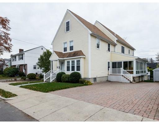 Single Family Home for Sale at 159 Laurel Street 159 Laurel Street Melrose, Massachusetts 02176 United States