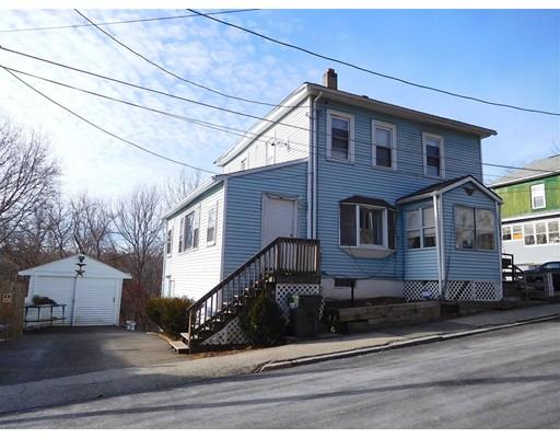 Single Family Home for Sale at 6 Carter Street 6 Carter Street Webster, Massachusetts 01570 United States