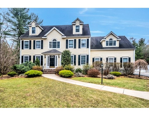 独户住宅 为 销售 在 4 Settler's Way Easton, 02375 美国
