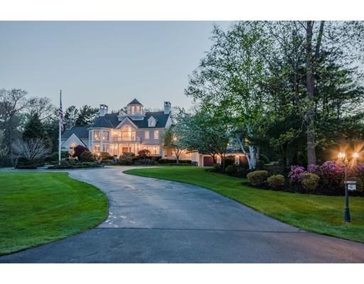 واحد منزل الأسرة للـ Sale في 45 Judges Hill Drive 45 Judges Hill Drive Norwell, Massachusetts 02061 United States