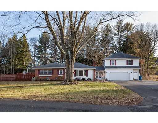 Single Family Home for Sale at 4 Devonshire Drive Wilbraham, Massachusetts 01095 United States