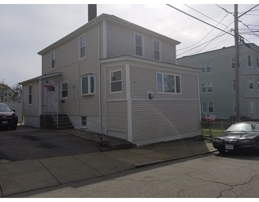 Single Family Home for Sale at 143 Barnes Street 143 Barnes Street Fall River, Massachusetts 02723 United States