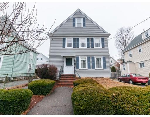 واحد منزل الأسرة للـ Sale في 25 Capitol Street 25 Capitol Street Watertown, Massachusetts 02472 United States