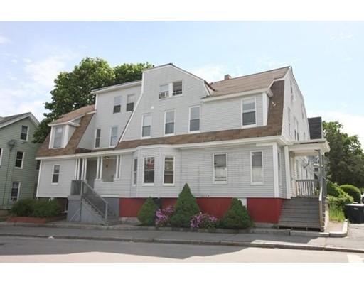 Maison avec plusieurs logements pour l Vente à 69 West Street 69 West Street Worcester, Massachusetts 01609 États-Unis