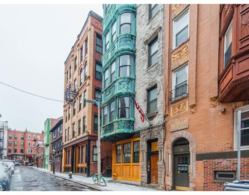 Condominio por un Alquiler en 18 Cooper Street #5 18 Cooper Street #5 Boston, Massachusetts 02113 Estados Unidos